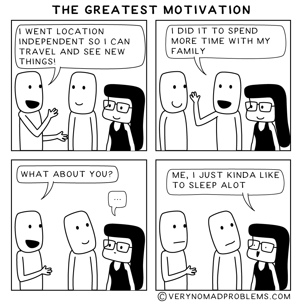 The Greatest Motivation