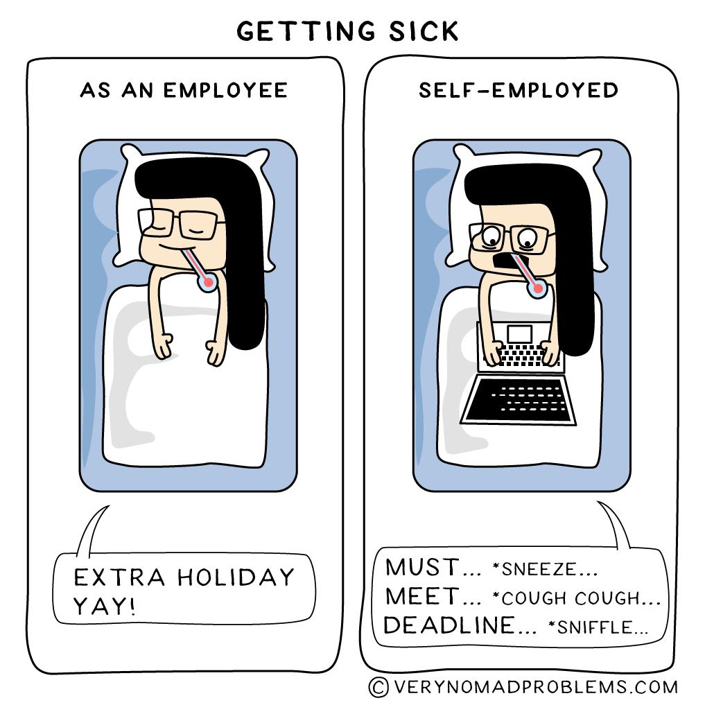 Getting Sick